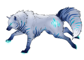 Wolf Design by ErisLeea