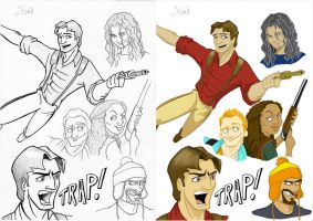 Firefly Toons by louisesaunders