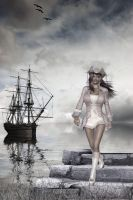 Shiver Me Timbers by VisualPoetress
