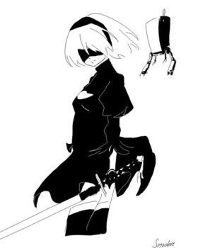 2B by Sugoidere
