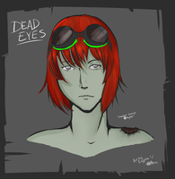 Dead Eyes by CrypticGrin