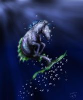 A Real Seahorse by Songficcer