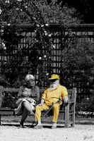 The Yellow Man by Wess4u