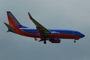 Southwest 737 by concaholic