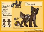 TCotV Application .:. Fawntail by KibaWhiteWarrior