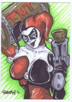 Live: Harley Quinn by BankyOne