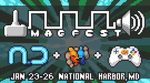 Magfest 13 banner by wanyo
