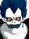 Ryuk by Rapscallion16