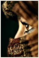 Brown Eyed Woman.. by VisionPhotography