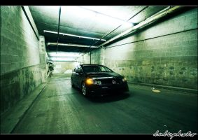 2007 Honda Civic SI Sedan by bubzphoto