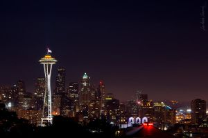 Seattle Sparkle by LAlight