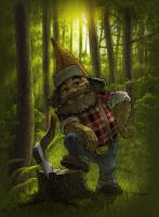 Canadian Gnome by StraightEdge1977