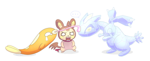 TAZR Event 4.2 by chibiphlosion