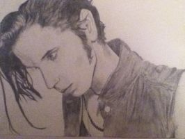 Andy Biersack by Hannahlyons98