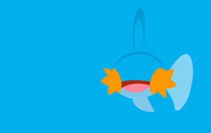 Mudkip by PokeTrainerManro