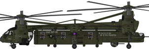 ARES Twin Avocet Ultralift by AC710N87