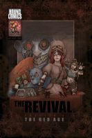 The Revival, Issue#1 by MurderousAutomaton