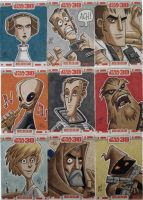 Star Wars 30th 1 by OtisFrampton