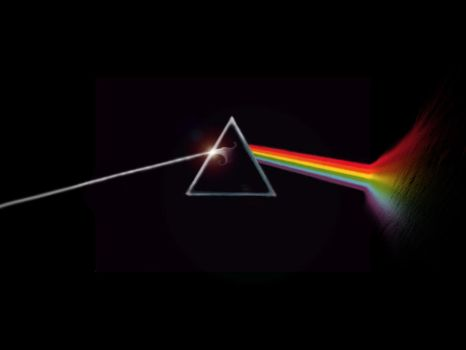 Pink Floyd's darkside altered by galad