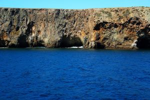 Caves at the End of the Sea by patrick-brian