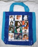 Kim Heechul Tote Bag by SubterraneanTV