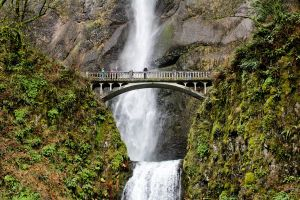 multnoma Falls 2 by dellamort