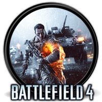 Battlefield 4 - Icon by Blagoicons