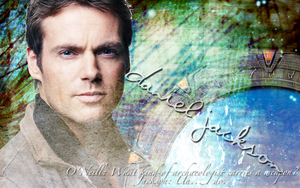 Daniel Jackson Wallpaper by malty-is-picturing