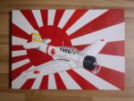 Mitsubishi a6m Zero (Type Zero) - Empire of the Ri by orcsan