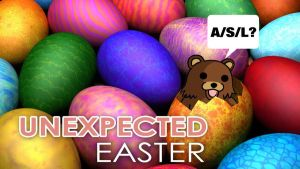 Unexpected Easter by Spartan0627
