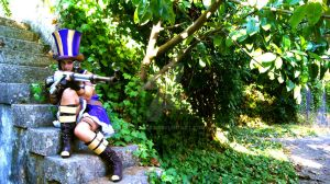 Caitlyn, The Sheriff of Piltover II by ChoCoBa