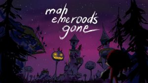 Mah emerood's gone home by Triple-Q