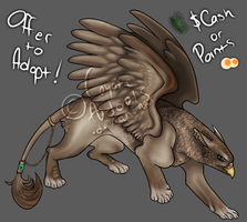 Oakheart - Offer to Adopt! [CLOSED] by CoyoteAdopts