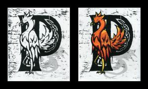P is for Pheonix by Oddstuffs