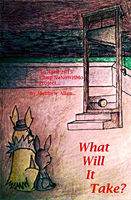 Book Cover - What Will it Take? by KJB-Believer-2014