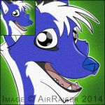 Chibi Icon: Lukon 2014 by AirRaiser