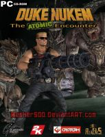Duke Nukem The Atomic Encounter by Wesker500