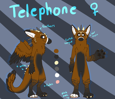 Telephone ref by Sody-Pop