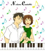 Nodame Cantabile by bluepen731