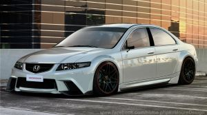 Honda Accord Tuned by K00l0