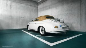 Porsche 356 by AmericanMuscle