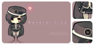 HB- General Lica by BlueWindmill