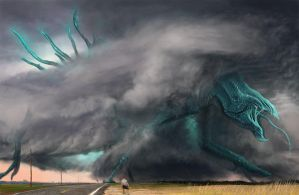Storm Bringer by yty2000