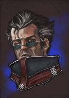 SP: Auron by JNickBlack