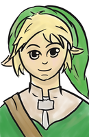 Link-Quick Sketch by SpencerMel