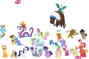 The Beyond Poster Project 1208 by DrLonePony