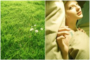 i dream in green by triin