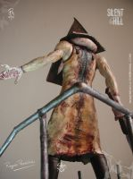Pyramid Head. The firsts Pictures 3 by RogerPereira