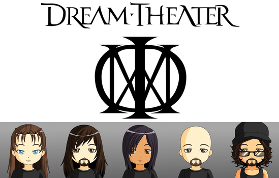 Dream Theater by JackHammer86