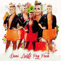 Pack png 187 Demi Lovato by MichelyResources